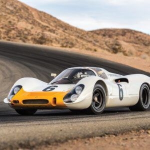 Take to the Road News 1968 Porsche 908 Works Short Tail to headline Monterey sale