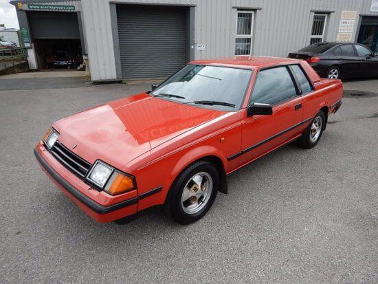 Take to the Road Market Pick Rare Survivor 1983 Toyota Celica 2ltr ST