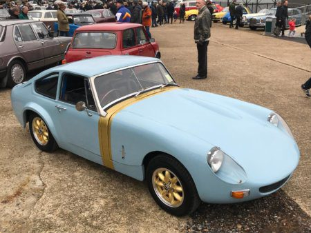 Take to the Road Market Pick 1965 MG Midget Lenham Le Mans