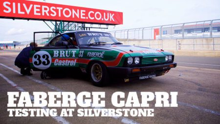 Take to the Road Feature 1978 Ford Capri Faberge