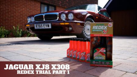 Take to the Road Jaguar XJ8 Redex Trial Part 1