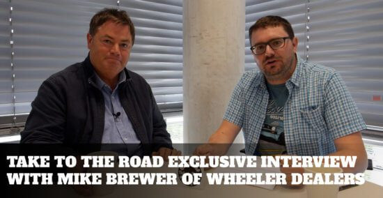 Take to the Road Exclusive Interview with Mike Brewer