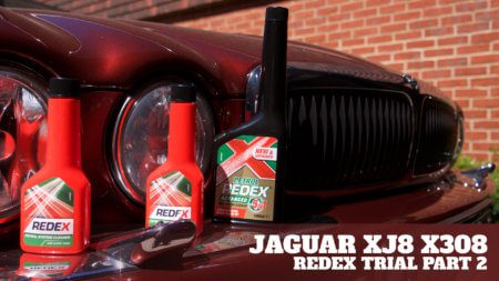Take to the Road Jaguar XJ8 Redex Trial Part 2