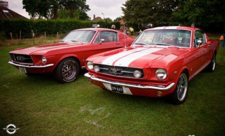 Take to the Road Looking for an old school muscle car? Why you should consider a 1965 Mustang