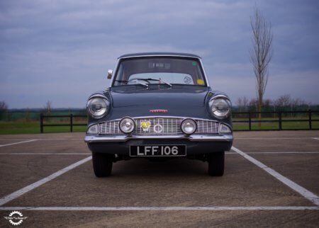 Take to the Road Have you got what it takes to restore a classic car?