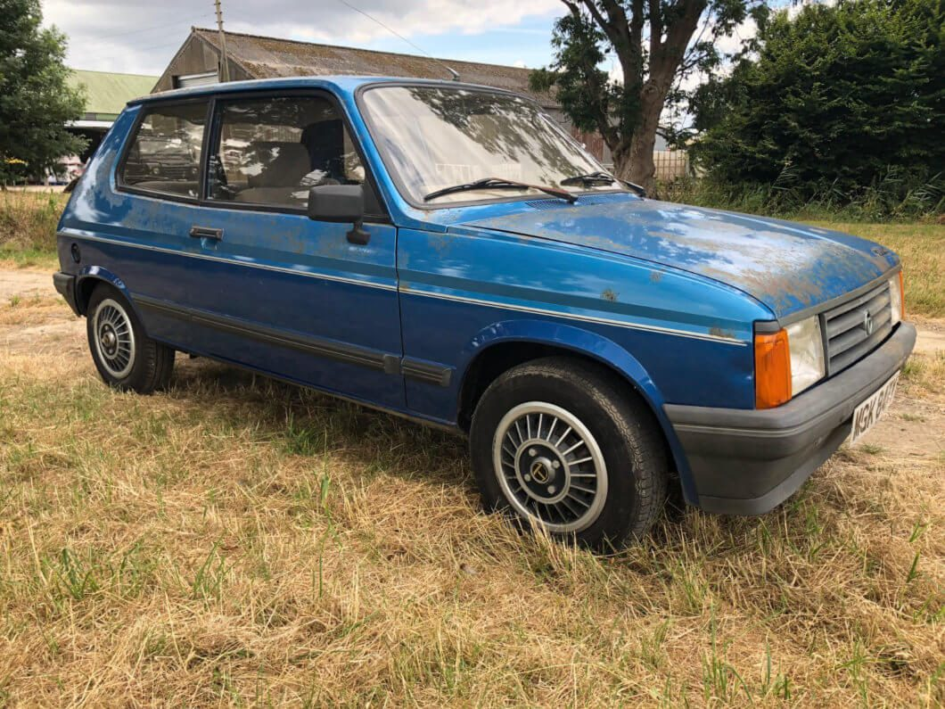 Take to the Road Market Pick 1983 Talbot Samba