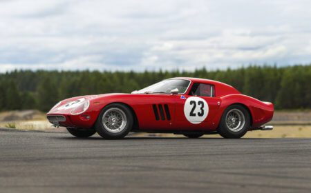 1962 Ferrari 250 GTO breaks world record with RM Sotheby's in Monterey