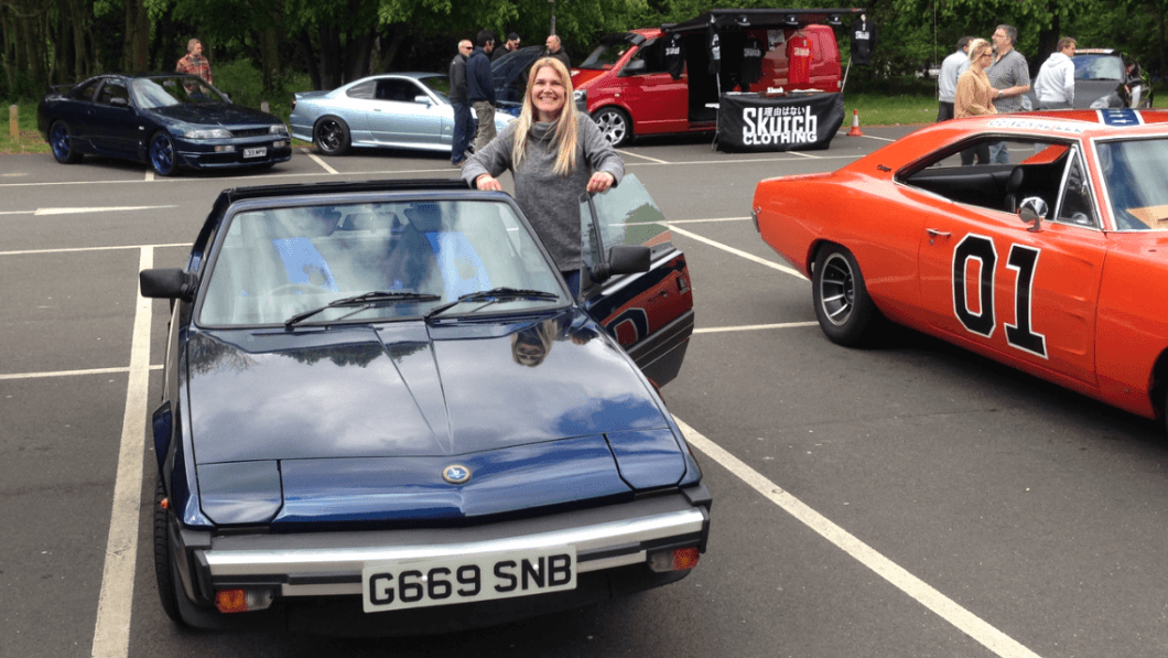 Take to the Road Enthusiasts Garage - It all started with a Fiat x19