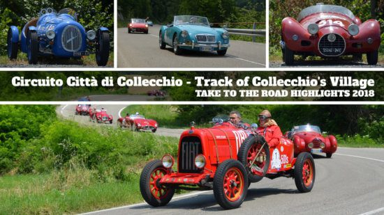Highlights from the Circuito Citta di Collecchio 2018