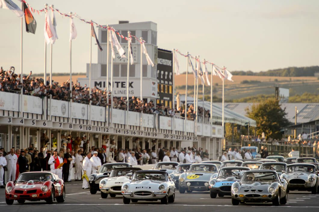 2018 Goodwood Revival Honours Two Decades of Motoring Heritage and Culture