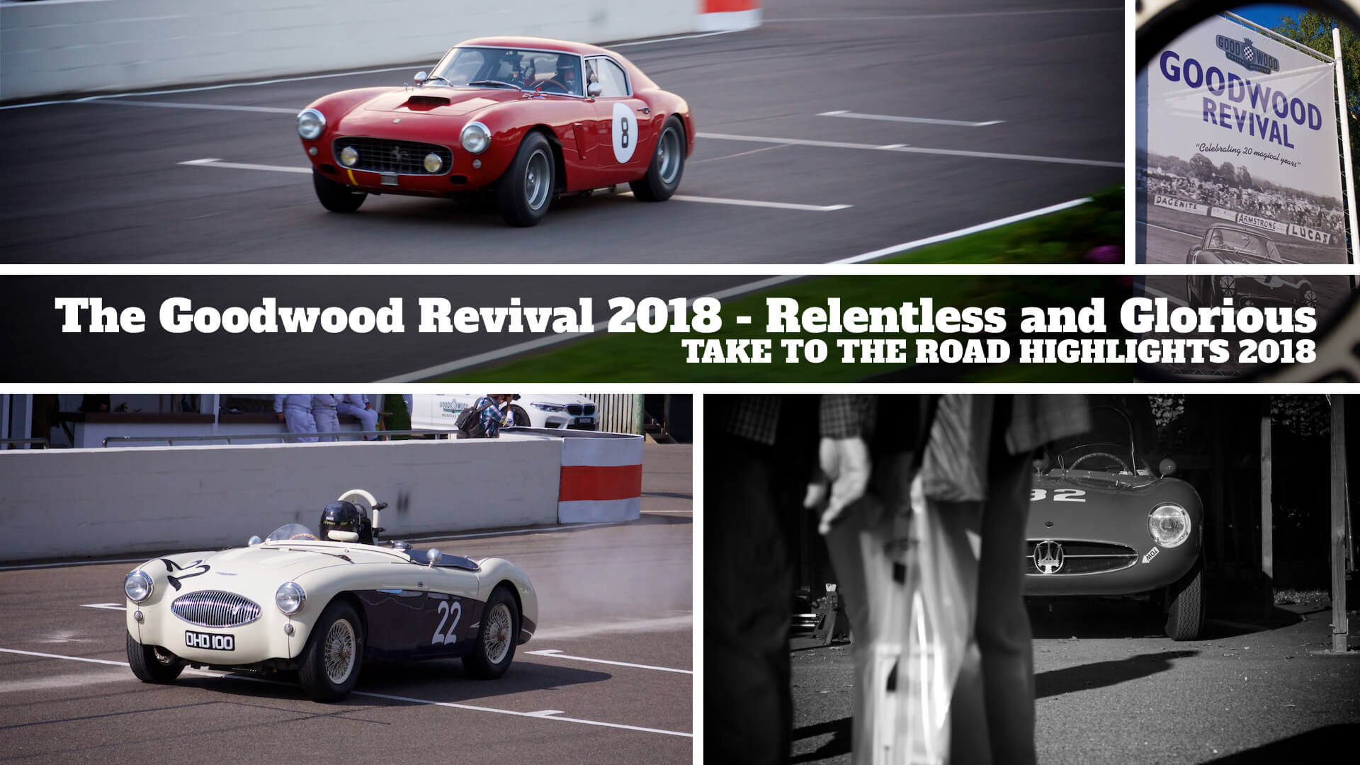 the goodwood revival 2018 relentless and glorious take to the road. Black Bedroom Furniture Sets. Home Design Ideas