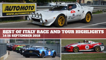 Highlights of Best of Italy Race and Tour 2018