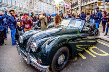 Jaguars to Roar on Regent Street