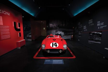 Ferrari 290 MM Driven by Fangio Moss and Hill Leads RM Sotheby's Los Angeles Auction