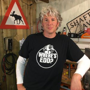 Edd China curates special Aero Engine feature at the London Classic Car Show