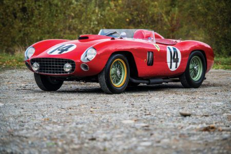 Ferrari 290 MM Sells for $22m at RM Sotheby's Petersen Sale