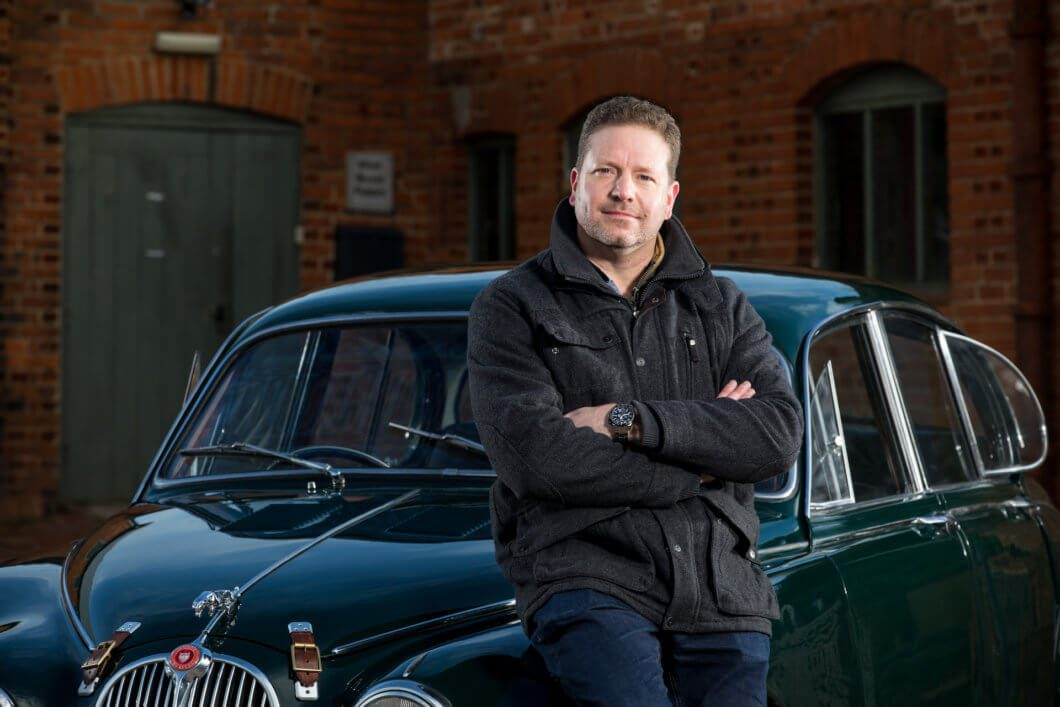Exclusive interview with Paul Cowland of Salvage Hunters Classic Cars