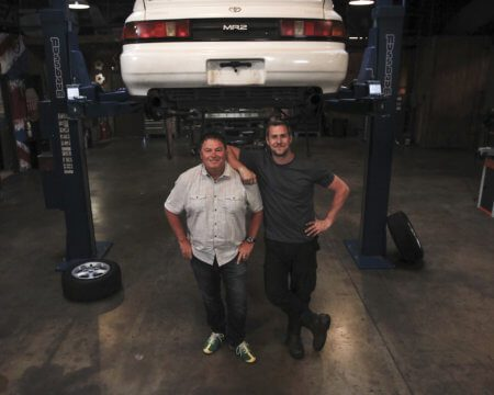 Brand New Series Wheeler Dealers Returns Tonight To Discovery