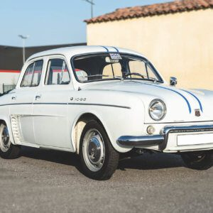 Take to the Road Market Pick - 1963 Renault Dauphine