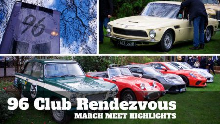 96 Club Rendezvous March Meet Highlights