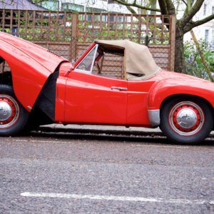 What to do if your classic car breaks down
