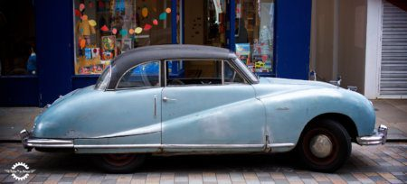 Choosing the right classic car to restore