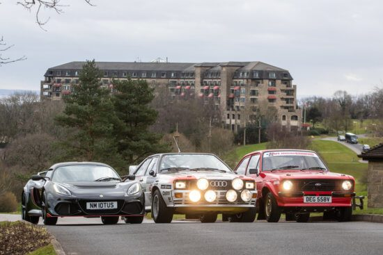 New Motoring Event brings added Horsepower to Celtic Manor