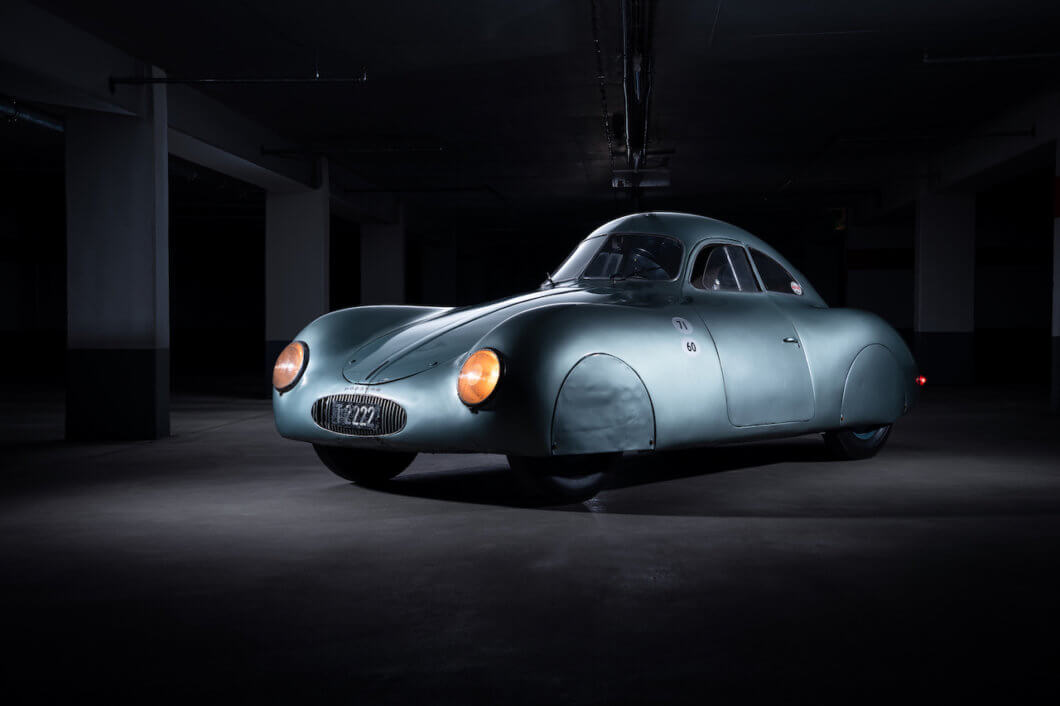 1939 Porsche Type 64 - The Oldest Car to wear the Porsche Badge