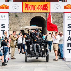 ERA Peking to Paris 2019 Rally - Day One