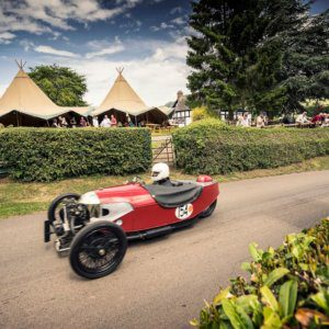 Classic Car Nostalgia returns to Shelsley Walsh