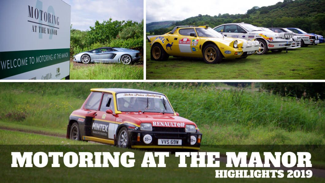 Motoring at the Manor 2019 Highlights