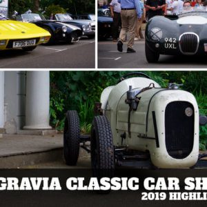 Belgravia Classic Car Show 2019 Highlights