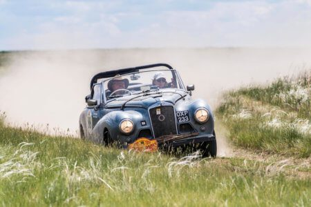 ERA Peking to Paris 2019 Rally - Day 19