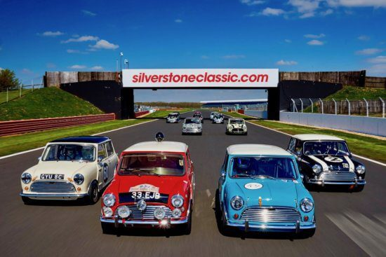 Record 60 Minis race to mark Diamond Anniversary