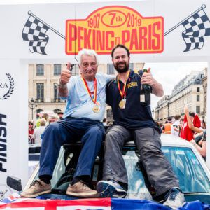 Aussie Grit wins ERA Peking to Paris 2019 Rally