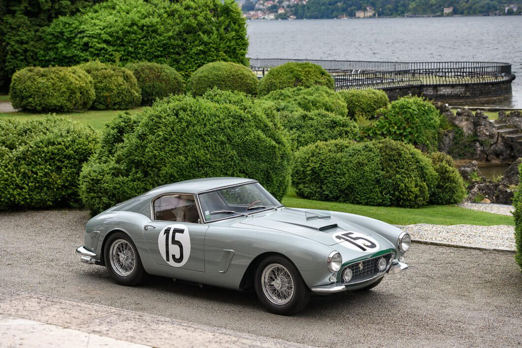 Salon Privé to mark 60th Anniversary of Ferrari 250 GT SWB Berlinetta