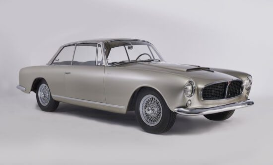Alvis announces extended range of pre and post war Continuation Series cars