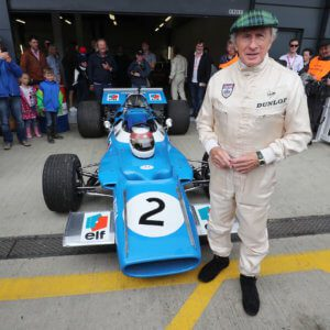Sir Jackie Stewart relives 1969 British GP Victory