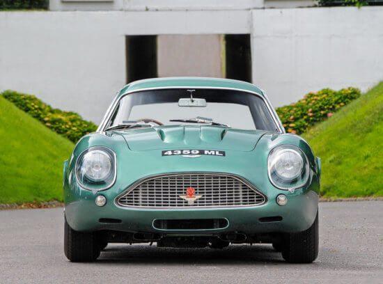 Concours of Elegance to Celebrate Aston Martin and Zagota