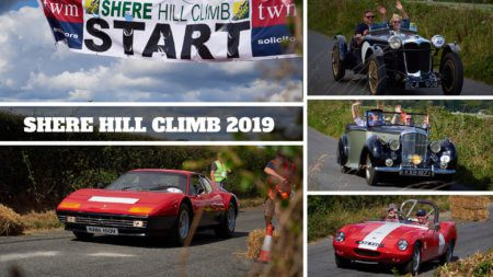 Shere Hill Climb 2019 reaches new heights