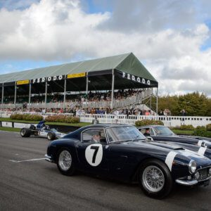 A Trip Down Memory Lane at the 2019 Goodwood Revival
