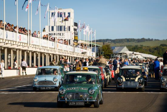 Turning back the clock to honour motoring legacy and style