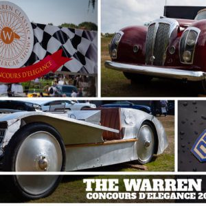 Automotive Gems Dazzle at The Warren Classic Concours
