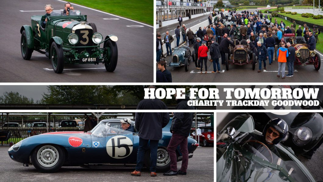 Hope for Tomorrow Goodwood Trackday raises £100k for Charity