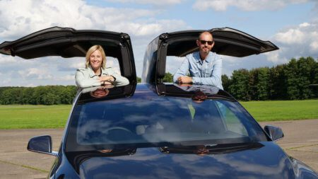 Exclusive Fifth Gear Interview with Vicki Butler Henderson and Jonny Smith