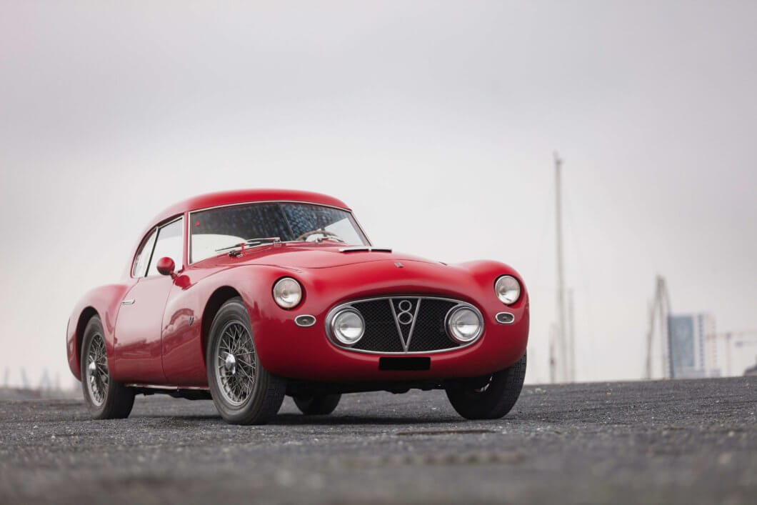 Rare 1953 Fiat 8V leads Artcurial October Auction