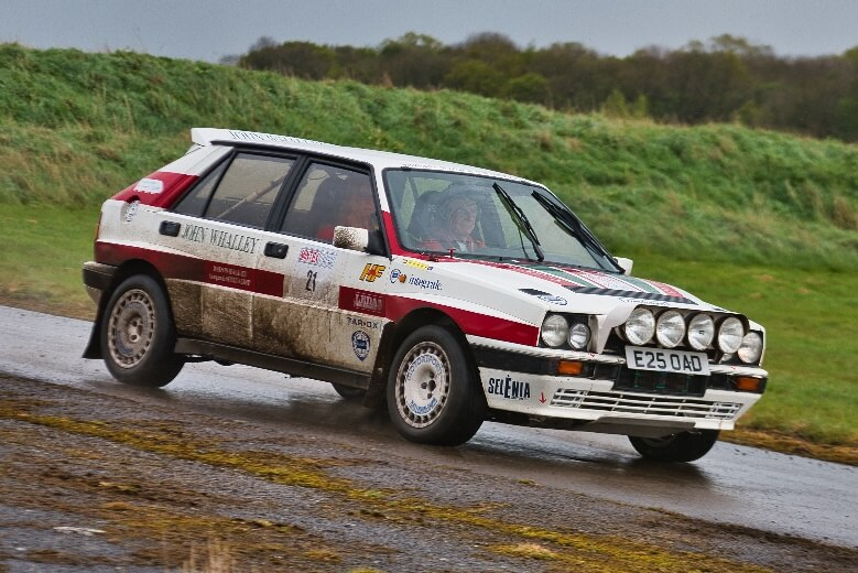 Lombard Rally Bath to race at The Classic Vehicle Restoration Show