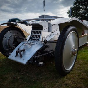 The Unorthodox French Racer - 1923 Voisin Type 23