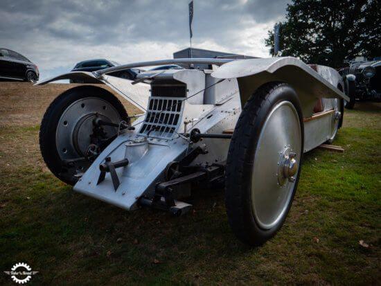 The Unorthodox French Racer - 1923 Voisin Type 23