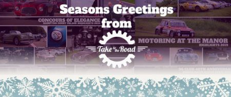 Seasons Greetings from Take to the Road